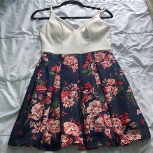Floral Event dress